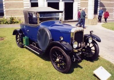 Triumph 10/20 Classic cars