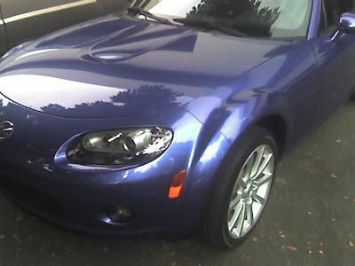 Mazda-MX5 Auto
