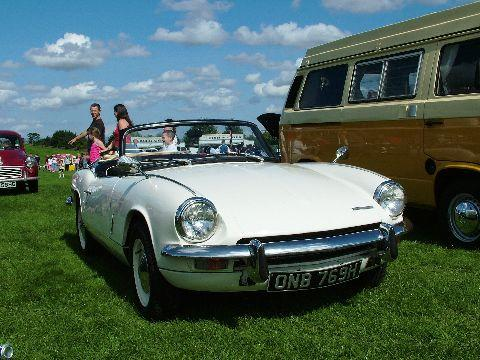Triumph Spitfire Cars