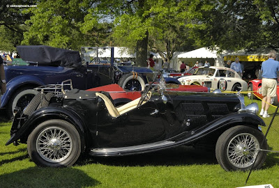 Classic Triumph Cars