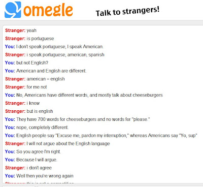 anonymous chat omegle chat