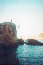 Cliff Jumping, Great Barrier Reef