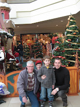 My Family (& Santa)