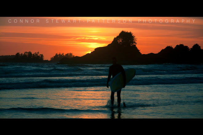 Tofino Sunset Surf Session