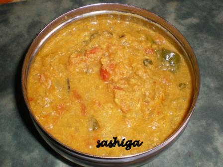 Tomato Kurma