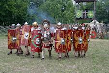 Gerreros de roma
