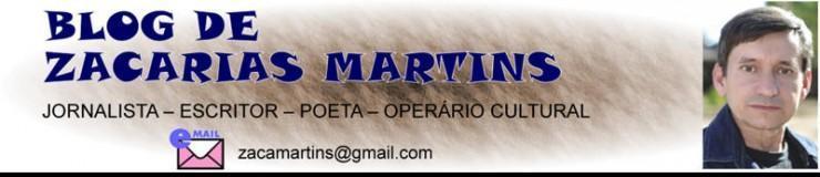 Blog de Zacarias Martins