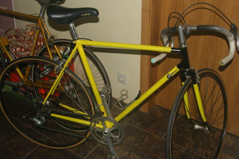 Restauro de bicicleta de estrada Poulleau Image014_a