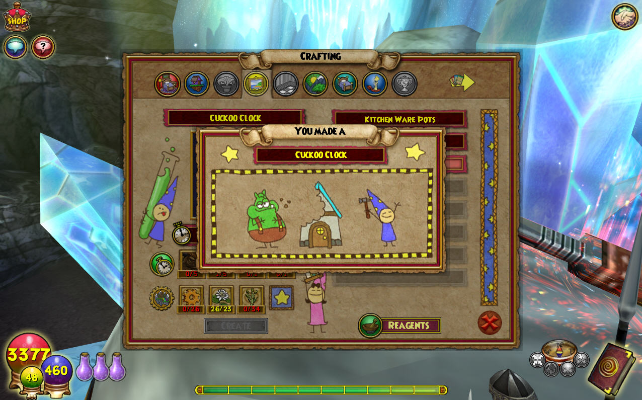 Heather Emeraldflame Bugs Pet Grads My Newest Wizard