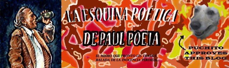 Paul Poeta Contraataca