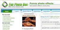 www.funphotobox.com site Modificat poze online