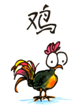 Zile norocoase zodia Cocos in zodiacul chinezesc