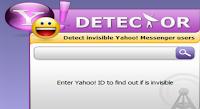 www.ydetector.com - vezi cine sta pe invizibil