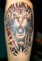 modele tatuaje tigrii misto