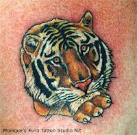 modele tatuaje cu tigrii