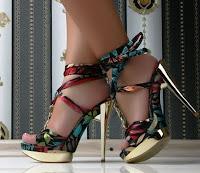 poze sandale 2010 elegante