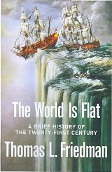 The World is Flat (book cover)