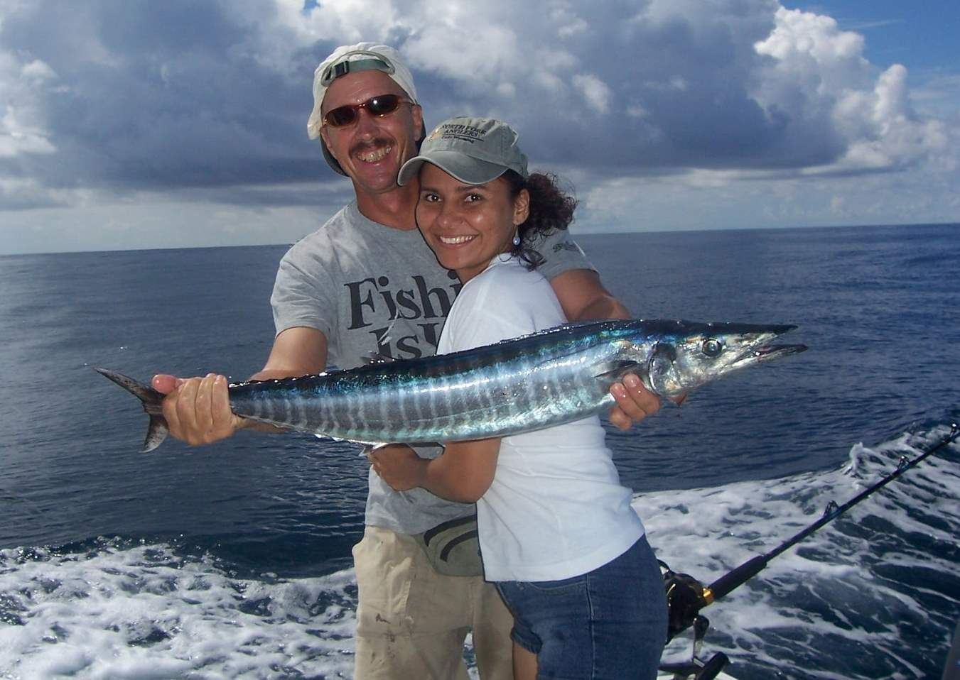 Jimfrogs inshore fishing quepos costa rica for Fishing in costa rica