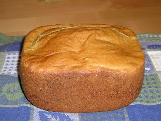 a loaf of gluten-free sorghum bread