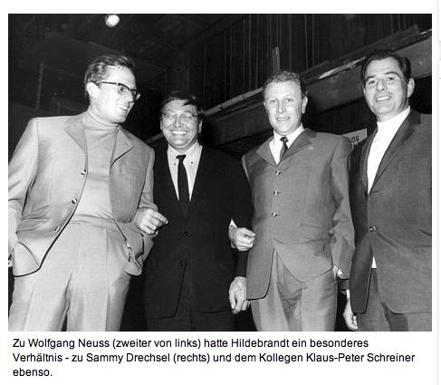 SZ - Urgestein des Kabaretts in Schwabing