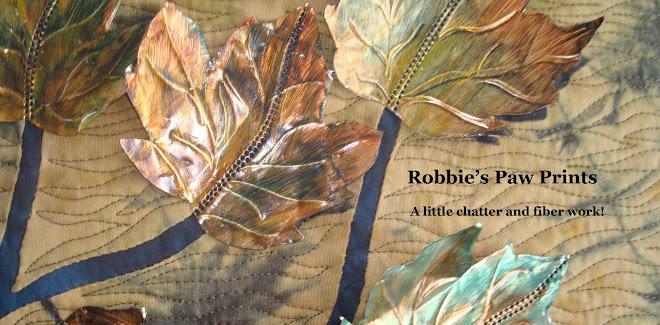 Robbie's Paw Prints
