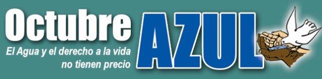 OCTUBRE AZUL - BOLIVIA