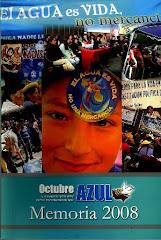 Memoria del octubre azul 2008