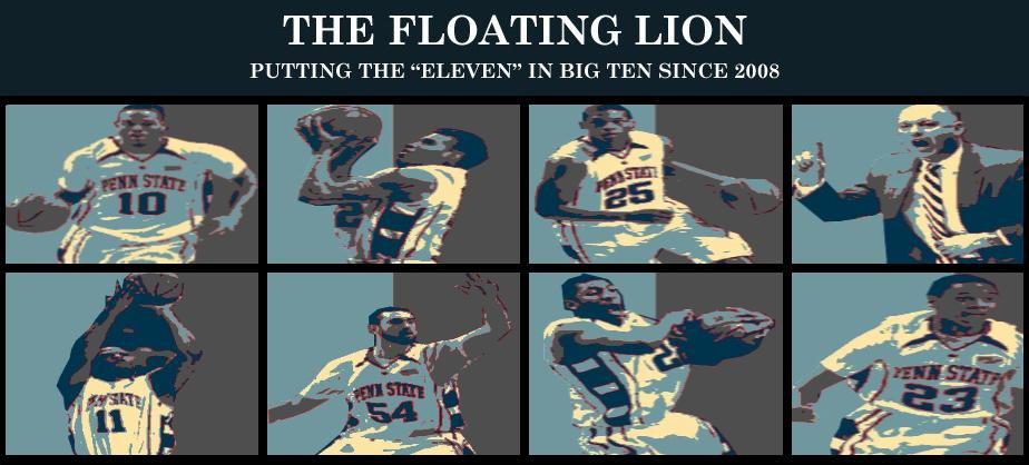 The Floating Lion