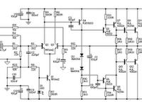Skema 300W Power Amplifier For Subwoofer
