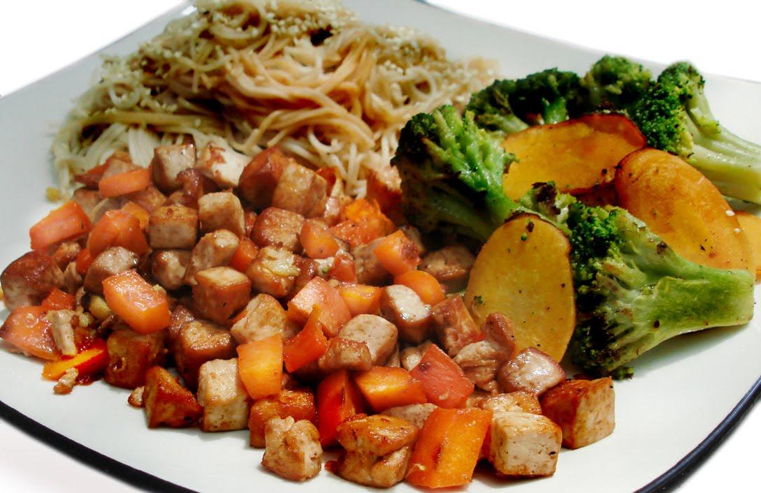stir fry tofu jpg la diva cucina meatless mondays stir fried tofu ...