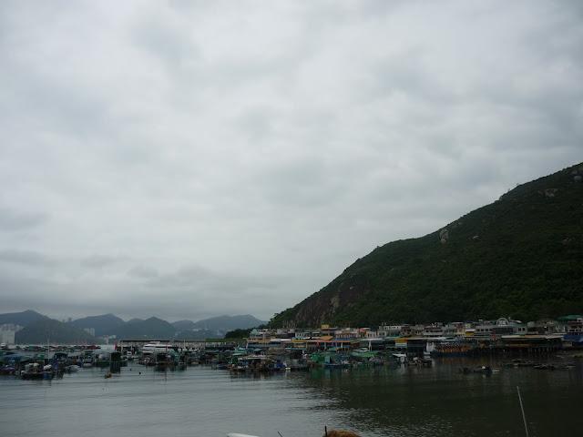Lamma Island, Sok Kwu Wan, Hong Kong