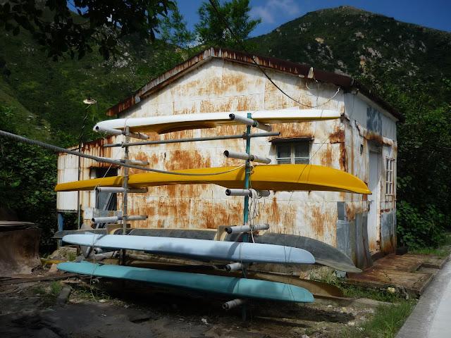 Tai O Village, Lantau Island, House
