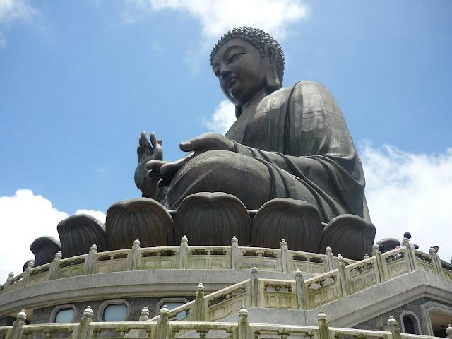 Lantau Island, Big Buddha