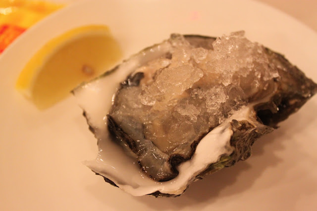 Fresh Shucked Oyster
