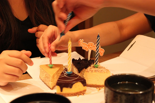 Cedele Cheesecake Birthday