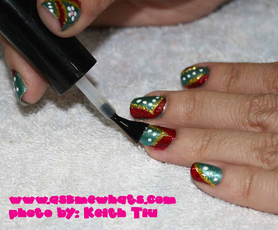 nail designs for short nails. nail art on short nails