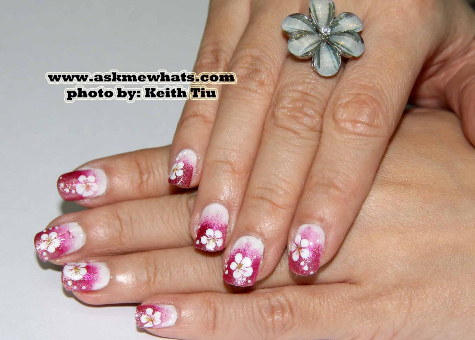 Hawaiian flower nail art designs image collections nail art and nail designs for hawaii images nail art and nail design ideas hawaiian flower nail art choice prinsesfo Gallery