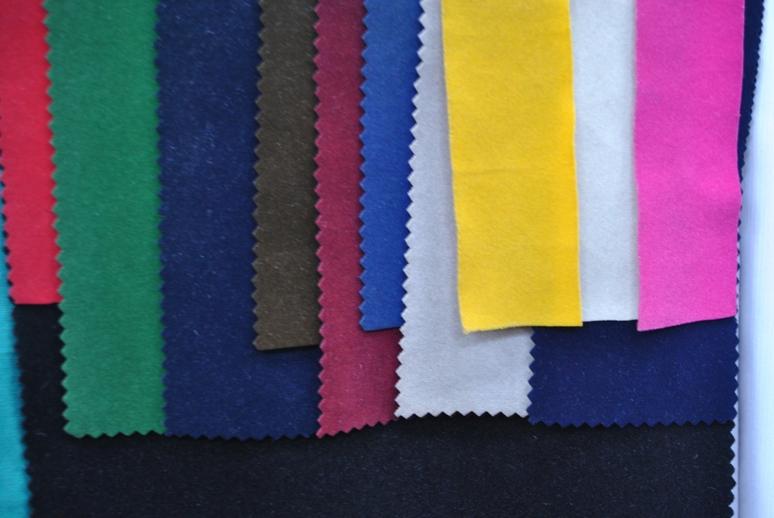 Hasil gambar untuk kain suede