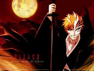 Bleach Hollow Ichigo Mask Wallpapers