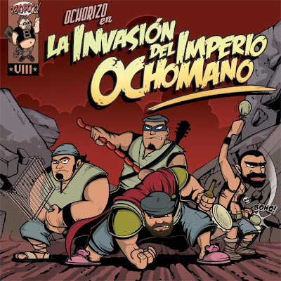 la invasion del imperio ochomano