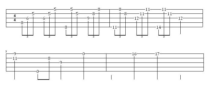 Banjo banjo tabs deliverance : Banjo : banjo tablature dueling banjos Banjo Tablature or Banjo ...