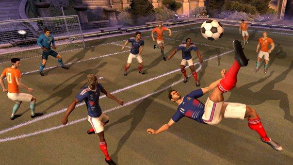 nuevo simulador de futbol