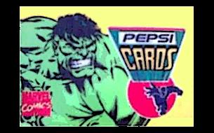 Pepsi Cards
