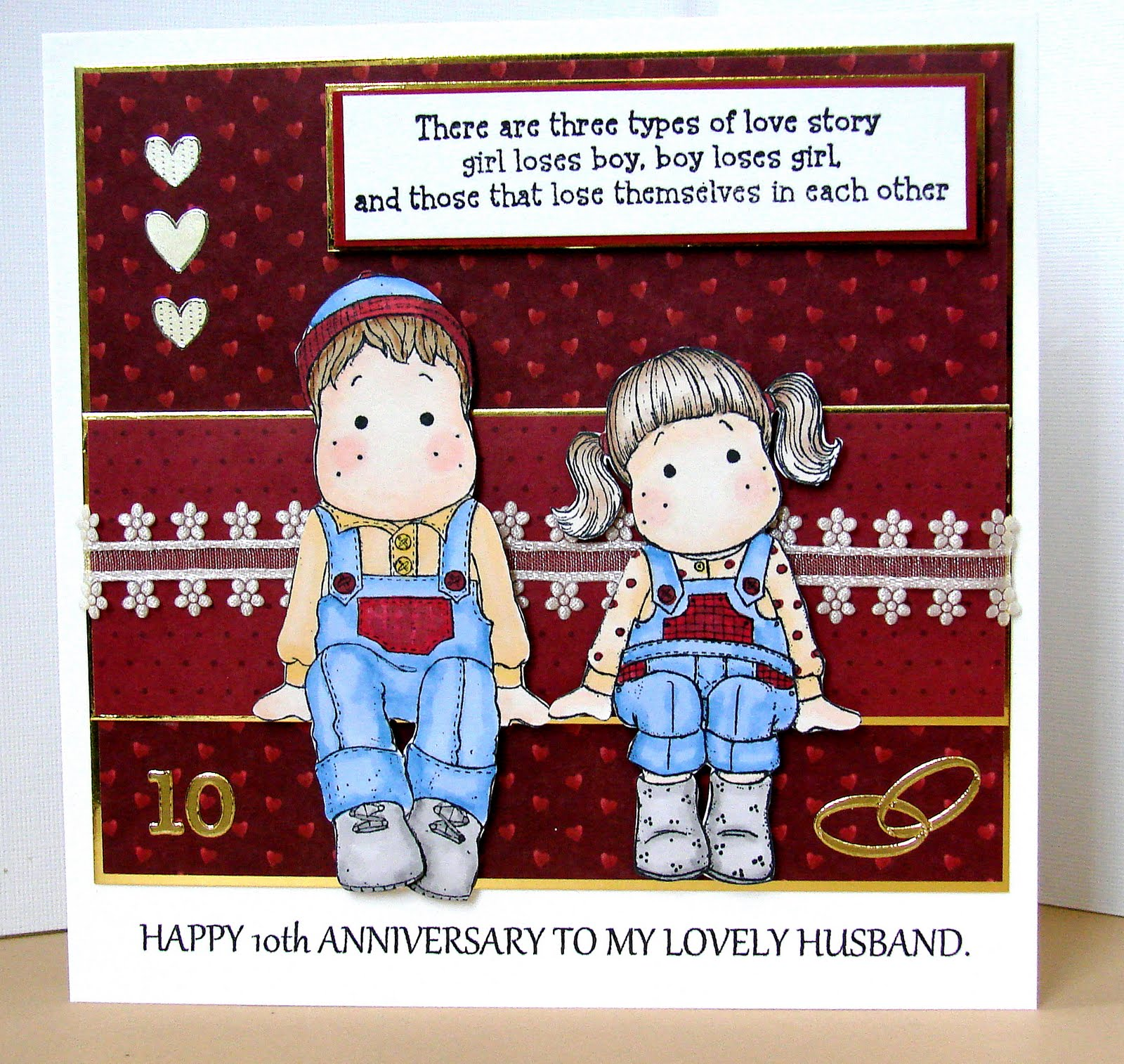 10th Wedding Anniversary Clip Art It's our 10th wedding