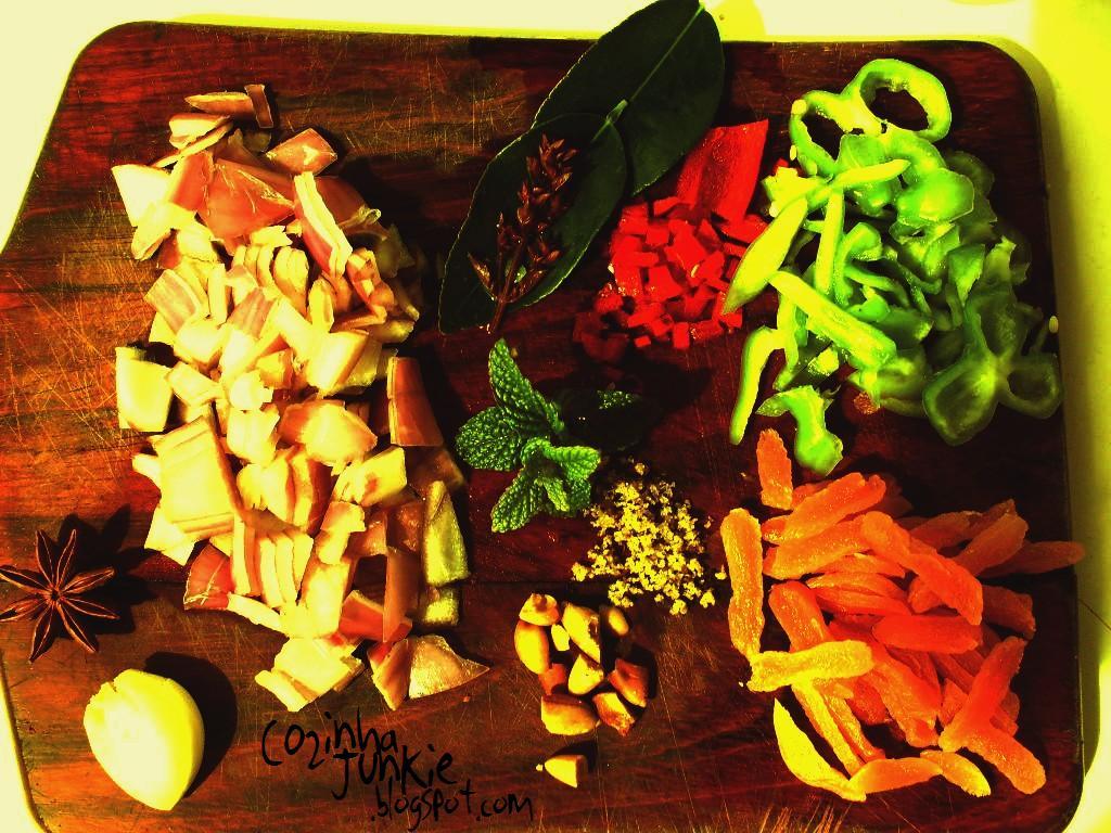 Cozinha Junkie - Gastronomia Universitária-bêbada
