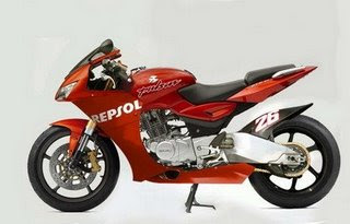 Bajaj Pulsar 180 cc Repsol Style Modified