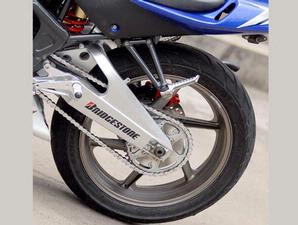 Kawasaki Ninja 150 Wheel and Rim Modification
