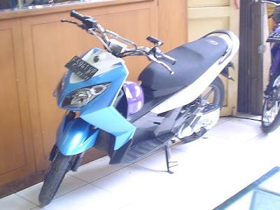 YAMAHA NOUVO Low Rider