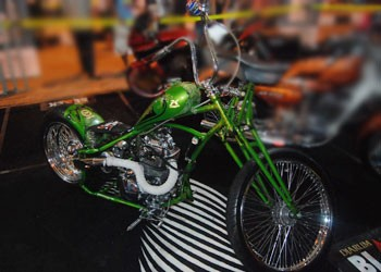 Chopper Concept Motorcycles Modification