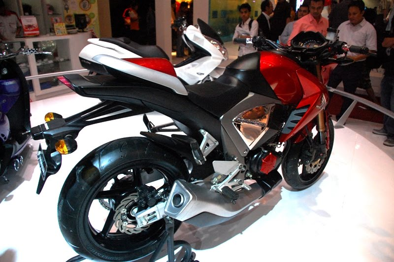 New Honda Mega Pro CB1000R